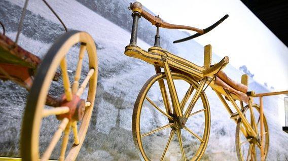 Jahre Fahrrad