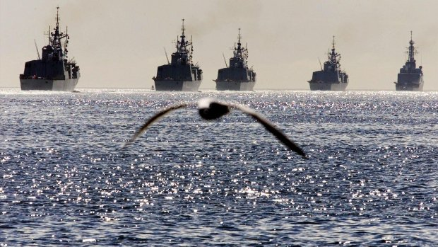 Defence minister in Halifax to talk spending on Royal Canadian Navy