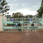 Kakamega hospital official charged with assaulting journalist Kepher Juma