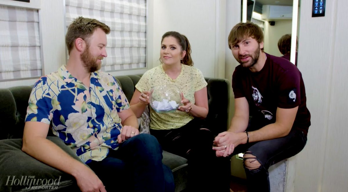 .@LadyAntebellum reveal drinking advice, weigh in on 'Star Trek' vs. 'Star Wars' debate