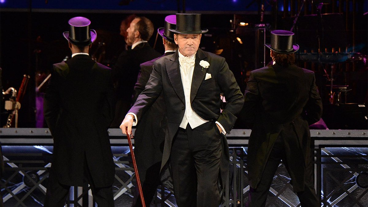 How did Kevin Spacey do as host? The 71st Annual Tony Awards: TV Review