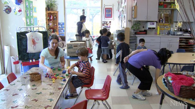 Federal-provincial child-care deal to be signed Monday
