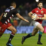 Lions Tour: Wing Tommy Seymour hopes to see more from Lions attack in Dunedin