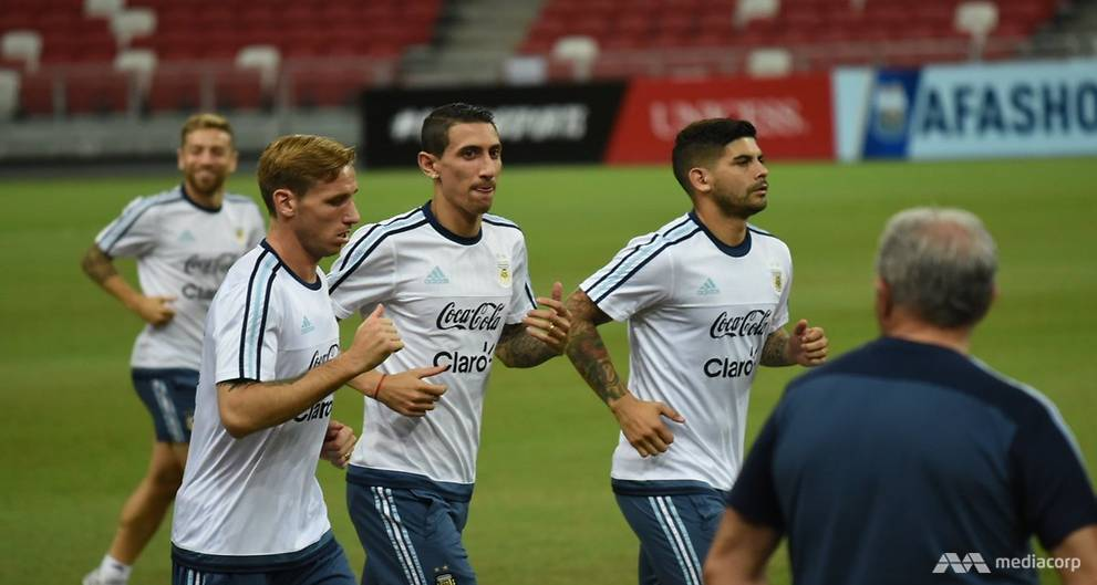 Leaving Messi out of Argentina-Singapore friendly was 'right decision': Argentina coach