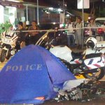 bike rider killed in accident with prime mover at Geylang; driver arrested