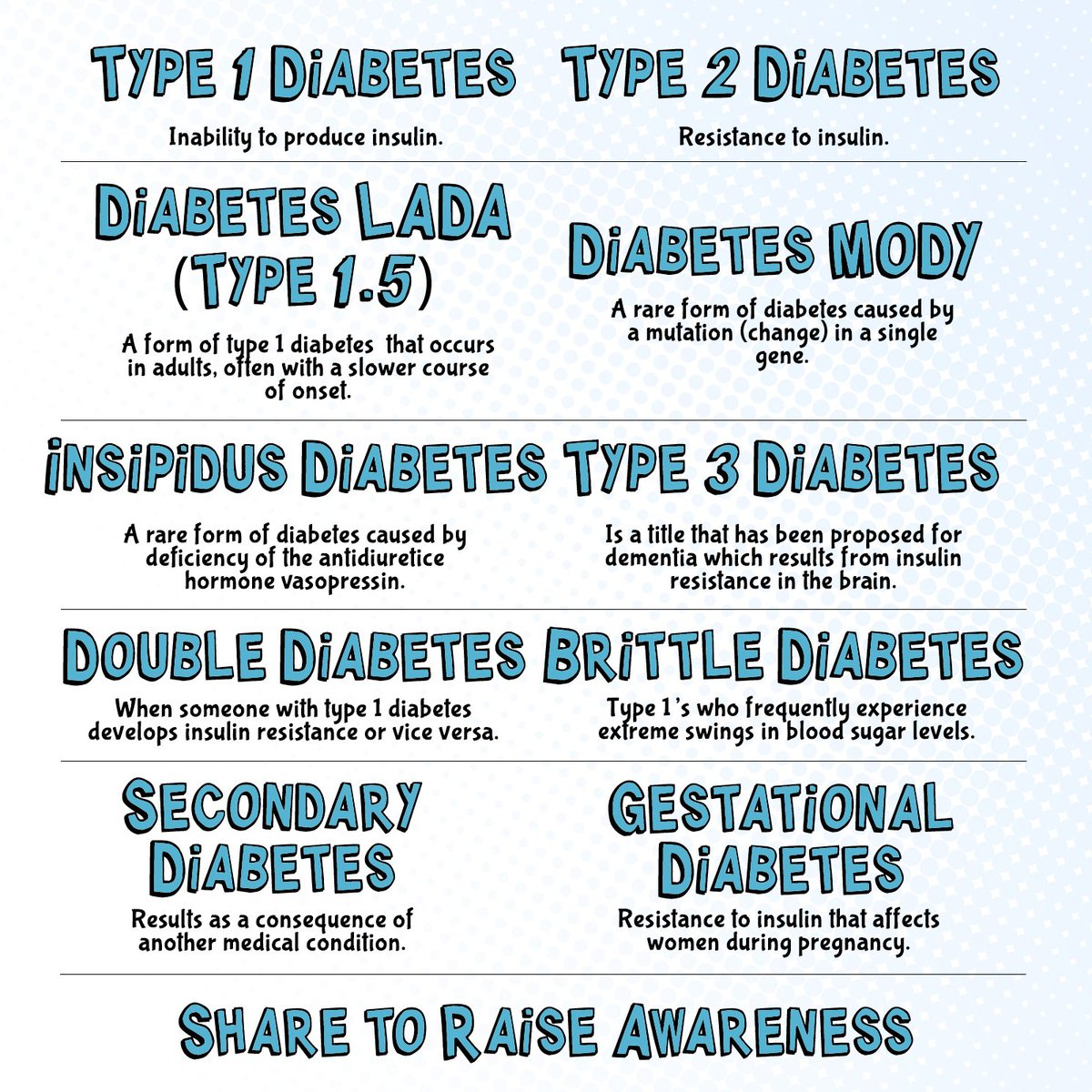 test Twitter Media - Retweet to raise awareness of all of the types of #diabetes this #diabetesweek 💙 https://t.co/WUN3PakvBJ