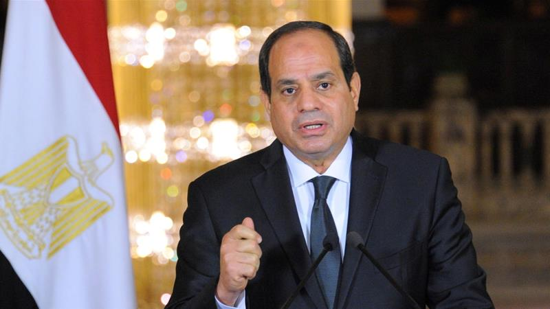 Report: Egypt's Sisi secretly met Netanyahu in Cairo
