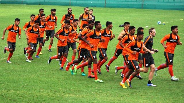 AFC Asian Cup qualifier: Upbeat India face tough Kyrgyzstan test