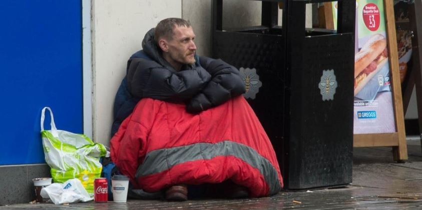 Homeless hero of Manchester bombing set to have a rental property paid for by West Ham United before the end of the week