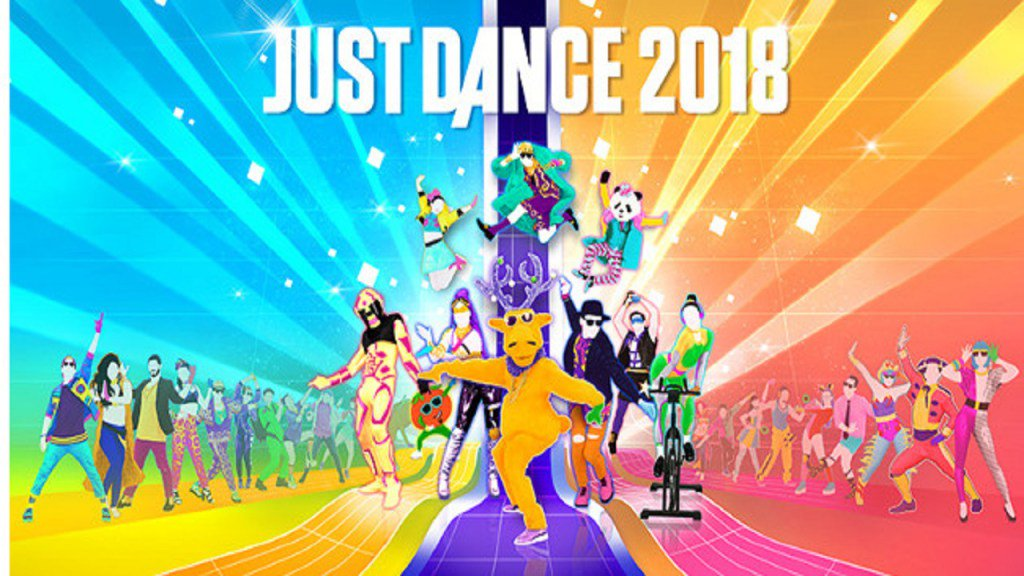#JustDance2018