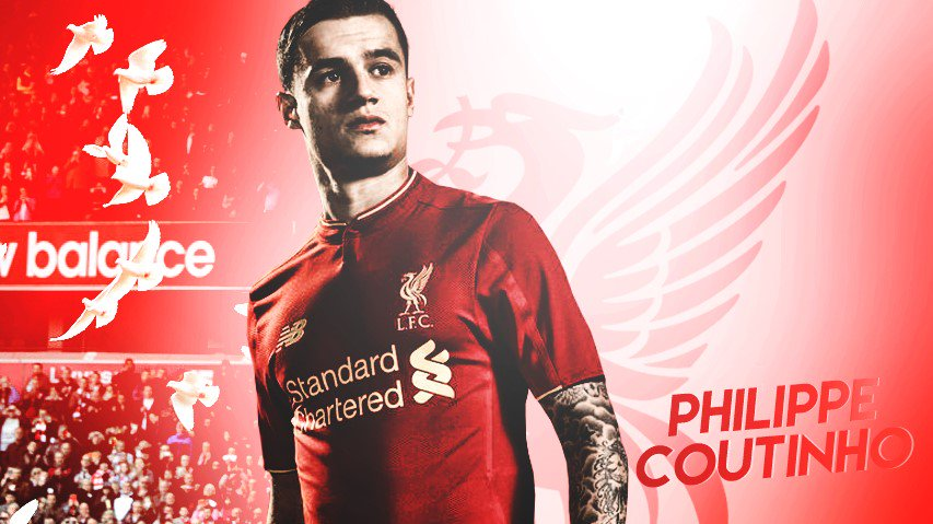 Happy birthday to our wonderful little magician, Philippe Coutinho