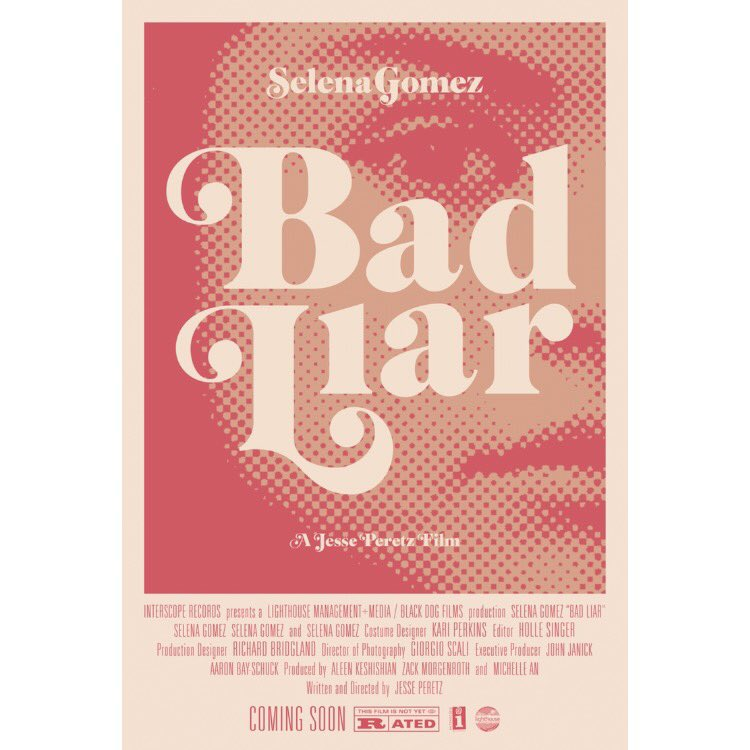 #BadLiar - a film. Coming Wednesday. https://t.co/E6j4BPJLf9