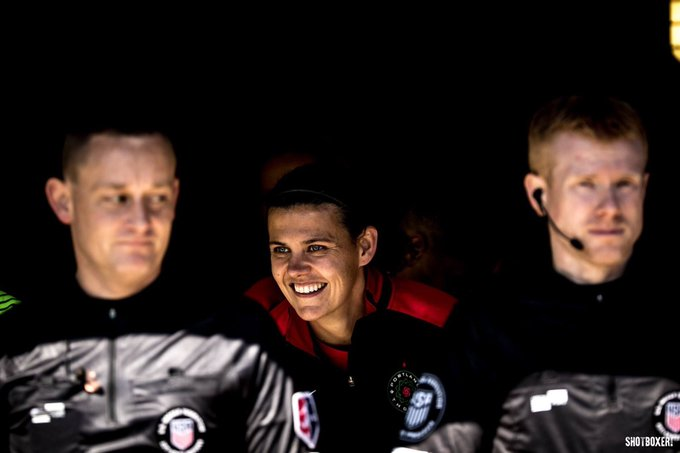 A very Happy Birthday to Christine Sinclair today.  34 and shining brighter than ever!