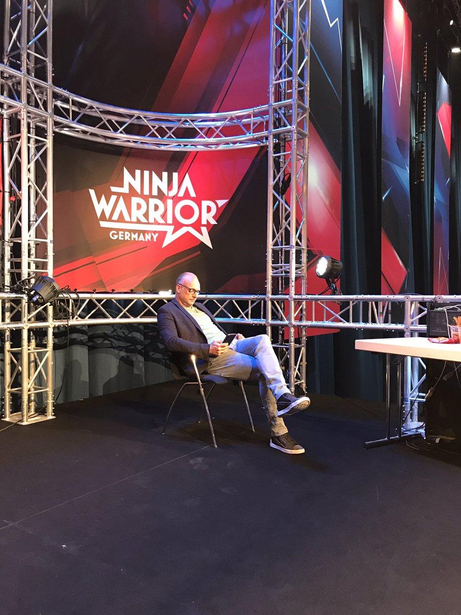 #NinjaWarriorGermany