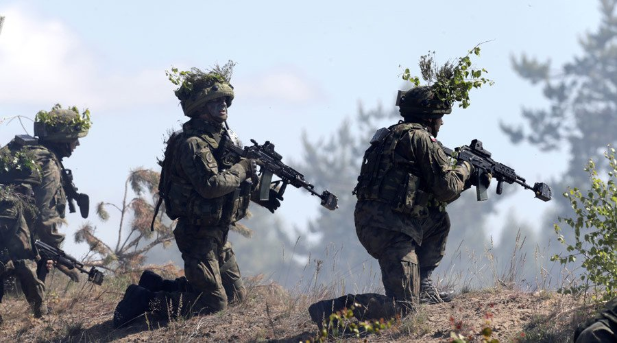 5,000+ NATO troops to take part in 'IronWolf' drills in