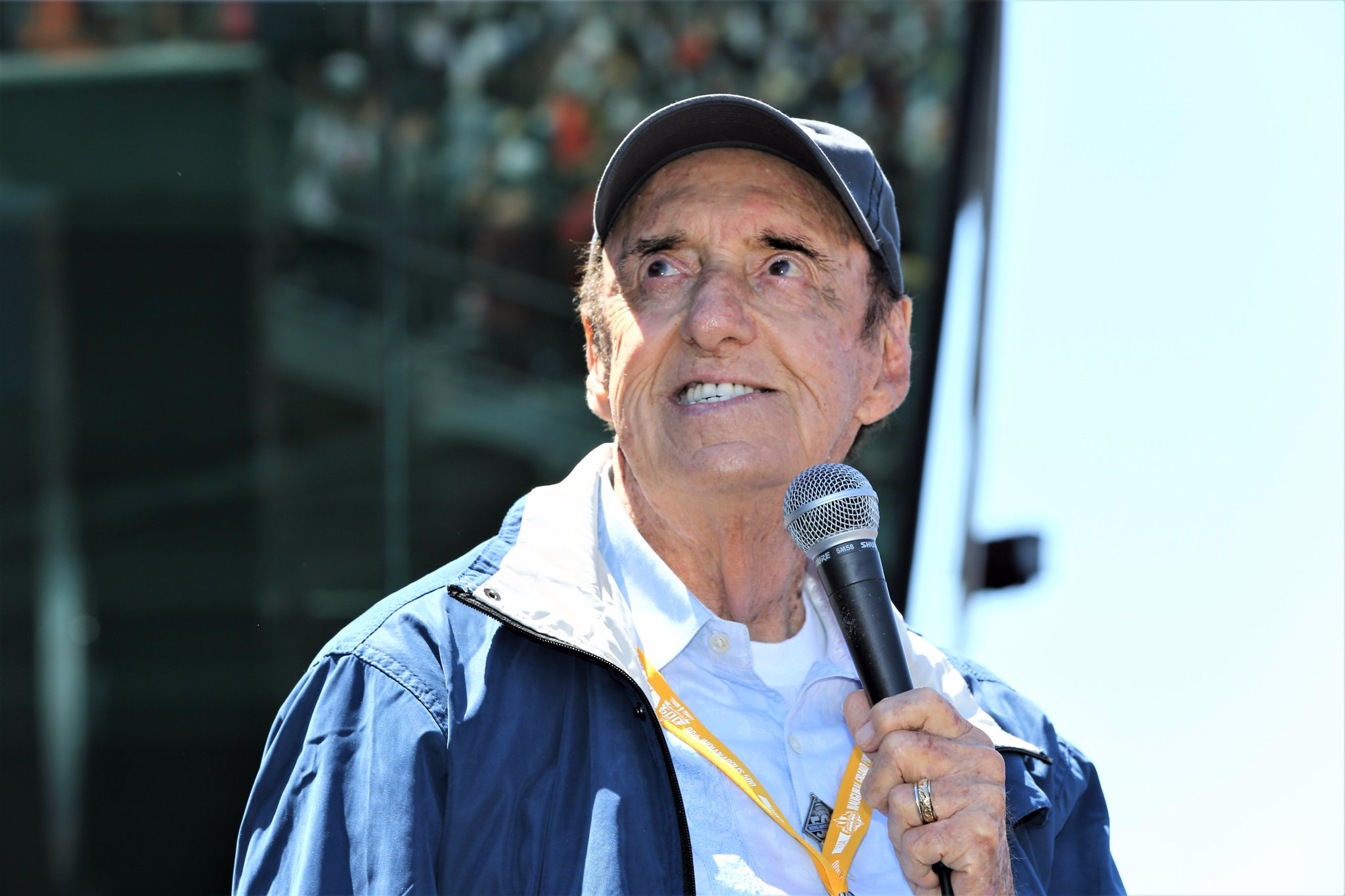 To help us wish the legendary Jim Nabors a very happy 87th birthday!