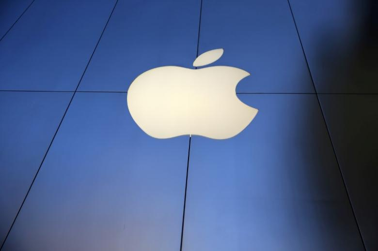Apple shares are stung by Mizuho downgrade. More here: