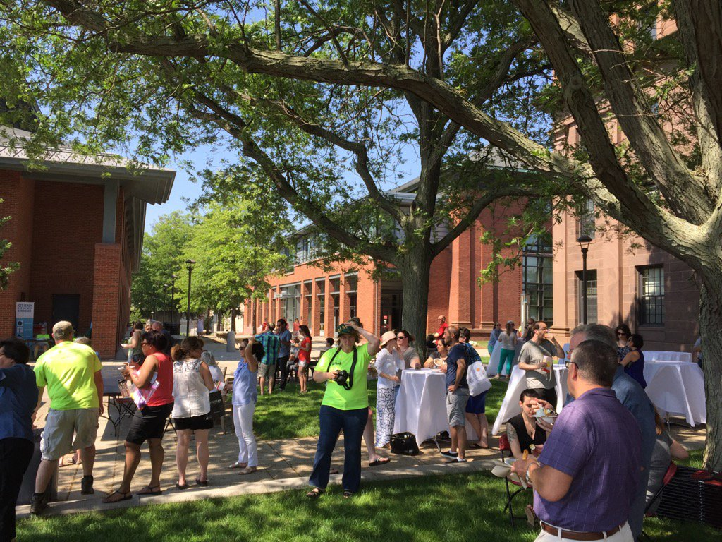 test Twitter Media - RT @mroth78: Beautiful day to bring our great staff together @wesleyan_u https://t.co/oUA3FQ8IzL