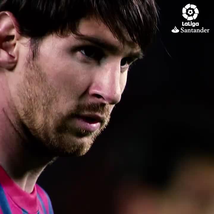 Lionel Messi... goals, goals, goals. ⚽️🔥 https://t.co/COvJfoFePG
