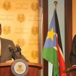Uganda's president in Addis Ababa for IGAD summit on South Sudan peace