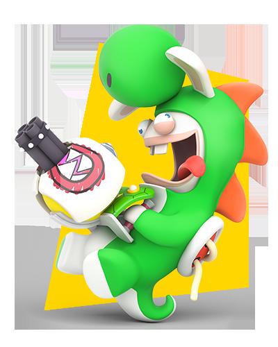 #MarioRabbids