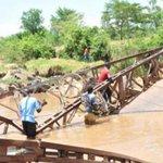 Government commences construction of Sh 15 million Bungoma bridge