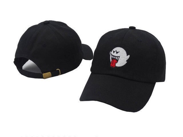 We also have the Ghost Cap in black ��  Shop : https://t.co/AhQiHvdIyX https://t.co/O6WtyoffZh