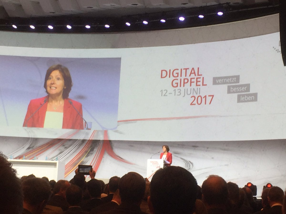 #Digitalgipfel
