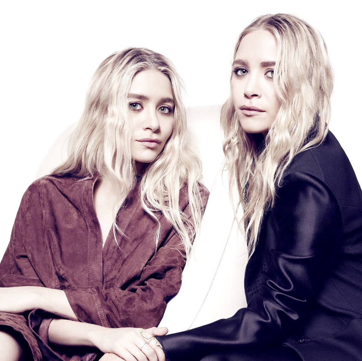 Happy birthday to the dynamic duo, Mary-Kate and Ashley Olsen!
