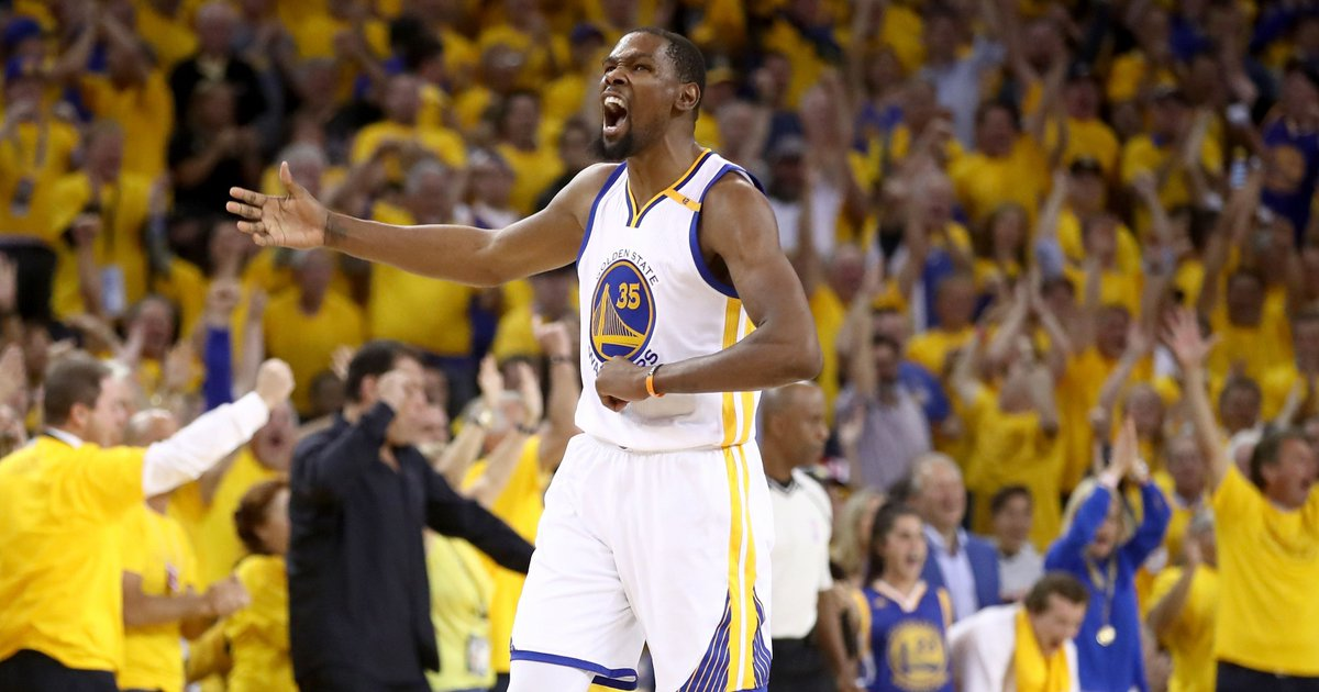 Warriors dethrone Cavaliers, capture NBA title with 129-120 win