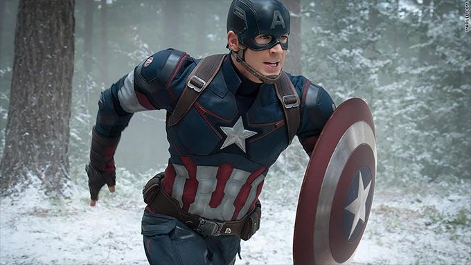 Happy Birthday to Chris Evans who turns 36 today!