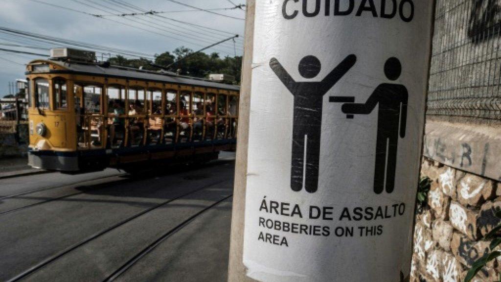 Brazil vigilantes tattoo teen's head with 'I am a thief'