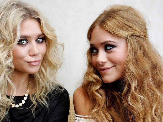 Happy Birthday to Mary-Kate & Ashley Olsen, who turns 31 today!