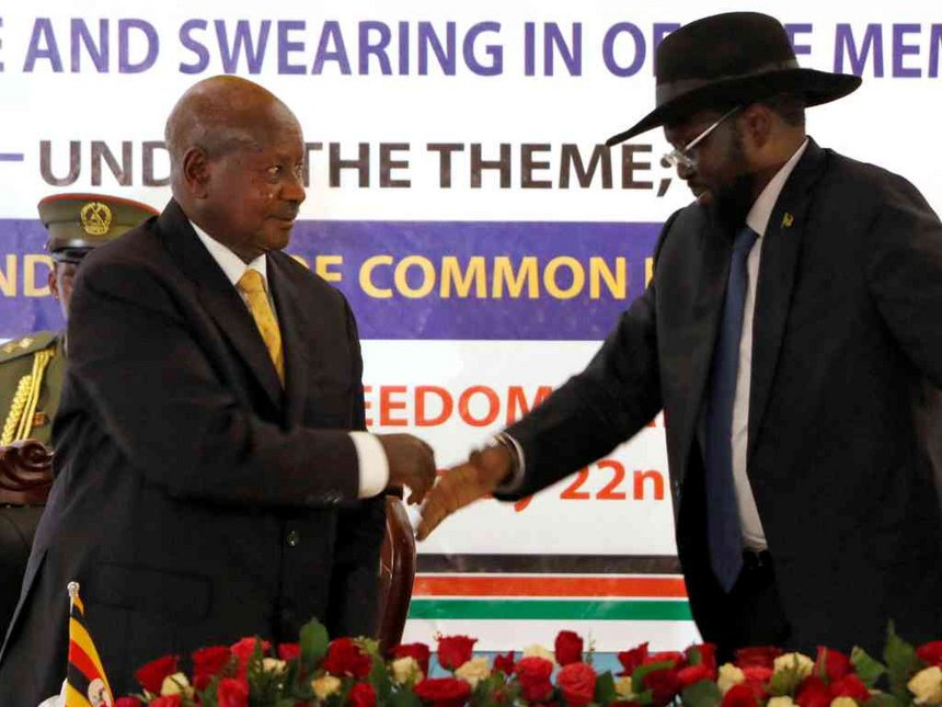 EA leaders push South Sudan sides to revive peace, delay vote