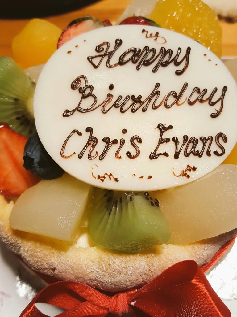 Happy Birthday Chris Evans (    :  )