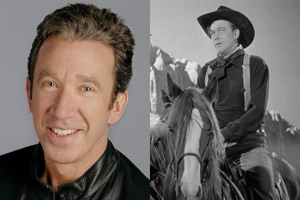 June 13: Happy Birthday Tim Allen and Ben Johnson