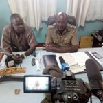 Two suspected thugs arrested in Bungoma, AK 47 rifle found