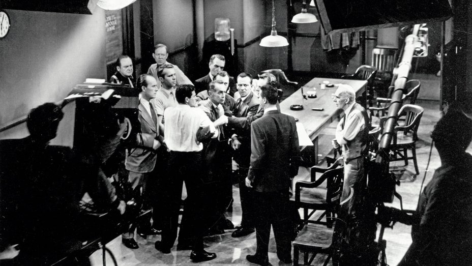 Emmys Flashback: In 1954, 'Twelve Angry Men' debuted live on CBS