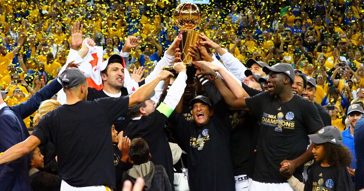 NBA champion Warriors undecided on potential White House visit