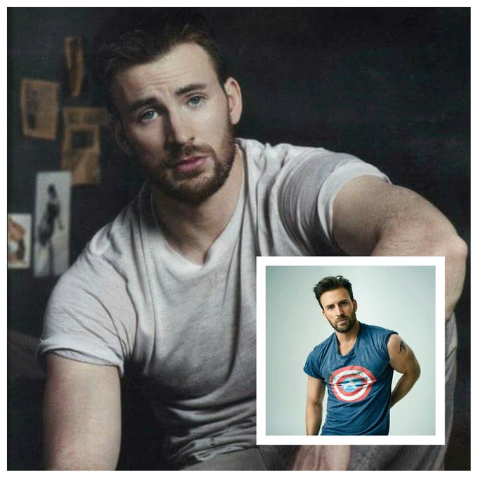 Happy Birthday to my boy Chris Evans. Hope you have a great day. Can\t wait for Infinity War!