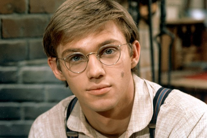 "Happy Birthday to ""Waltons\"" legend Richard Thomas!"