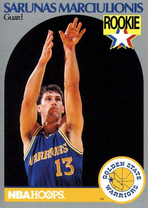 Happy birthday to Sarunas Marciulionis (and myself)!