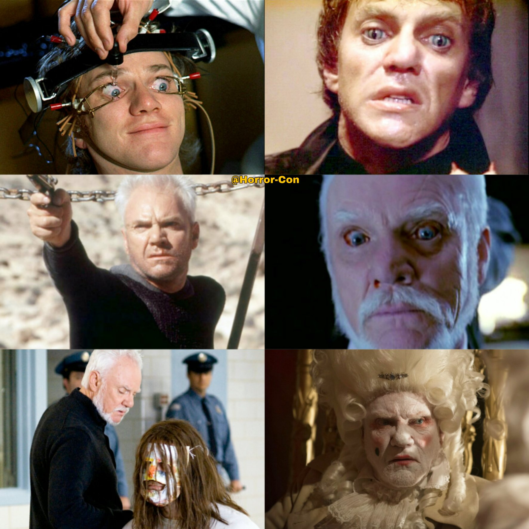 Happy 74th Birthday to Malcolm Mcdowell!