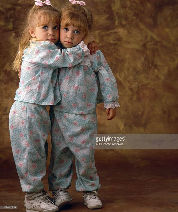 31 years of twinning with Mary-Kate and Ashley Olsen: