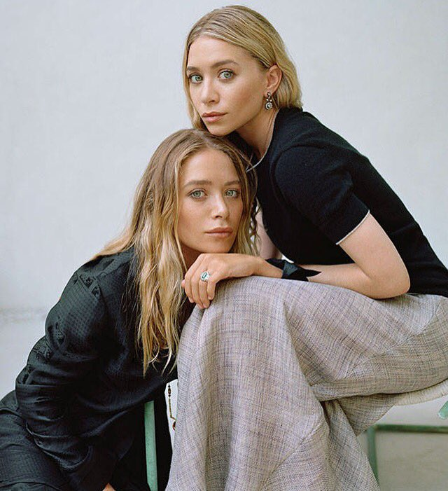 Happy Birthday to the Ever-stylish Ashley and Mary-Kate Olsen!
