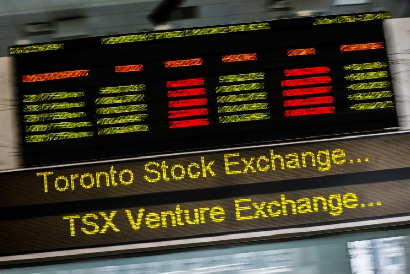 Markets at midday: TSX falls with resources, banks; Shaw shines From @GlobeInvestor