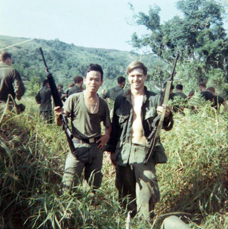 Michigan Vietnam vet is Trump's 1st Medal of Honor recipient