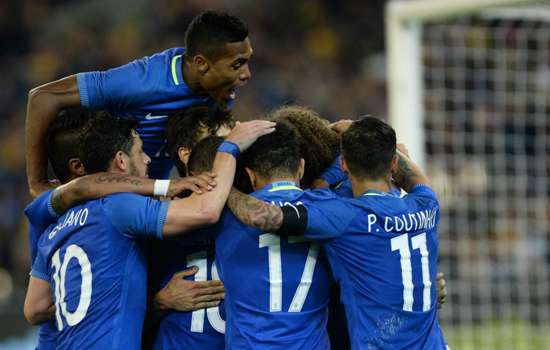 Thiago Silva's back but is Coutinho in too deep? Five talking points from Australia 0-4 Brazil