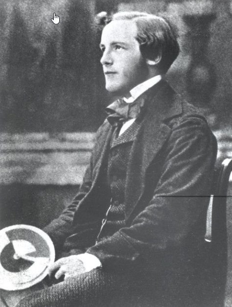 Happy birthday James Clerk Maxwell!