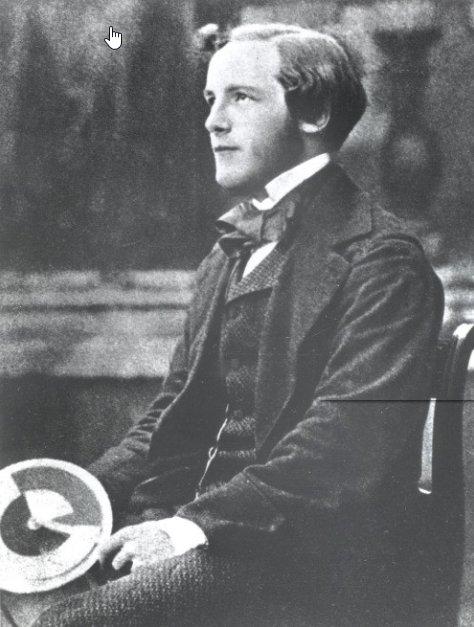 Happy birthday James Clerk Maxwell!